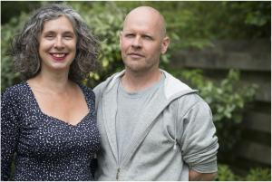 2015 Yvette Lardinois en Frank Åsnes