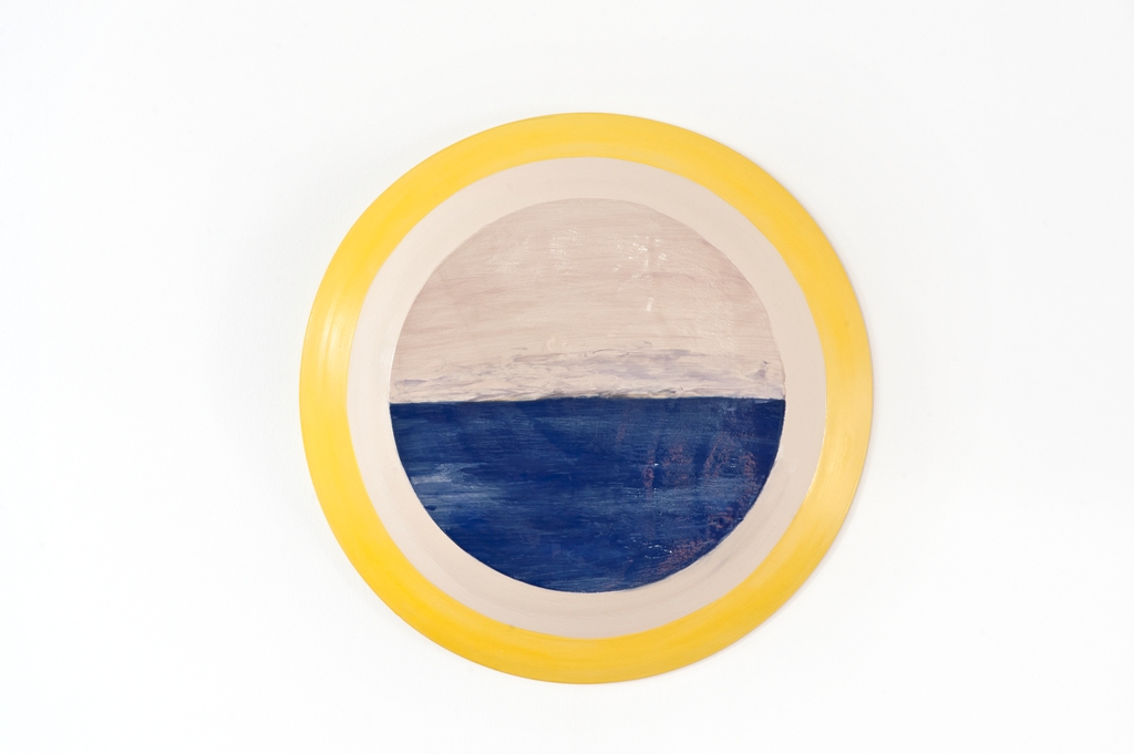 Horizon, Yvette Lardinois, ceramic