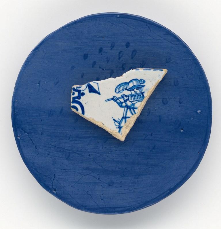 Speelman, ceramic, Yvette Lardinoi