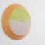 Horizon/Oranjezon, Yvette Lardinois, 2012, keramiek. Collectie museum Boijmans van Beuningen, Rotterdam