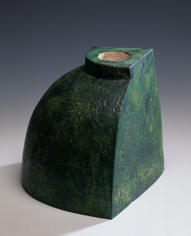 object, handvorm, keramiek , Yvette Lardinois