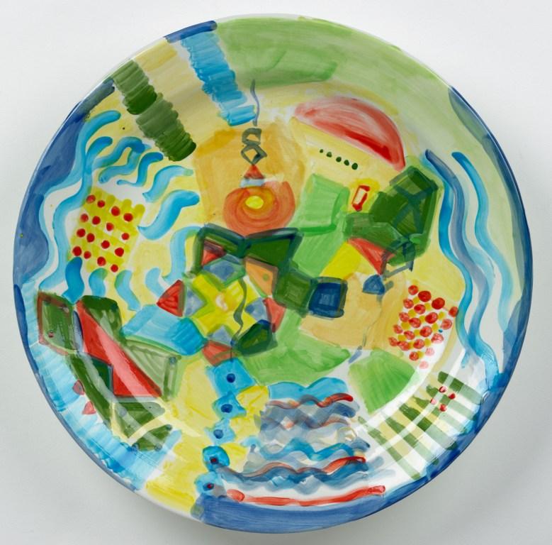 Vogelvlucht, ceramic, Yvette Lardinois